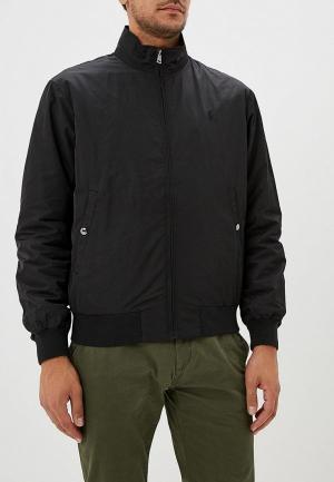 Куртка утепленная Polo Ralph Lauren. Цвет: черный