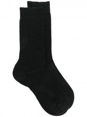 Носки N.Peal. Цвет: черный