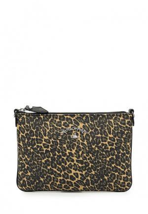 Сумка Vivienne Westwood Anglomania. Цвет: коричневый