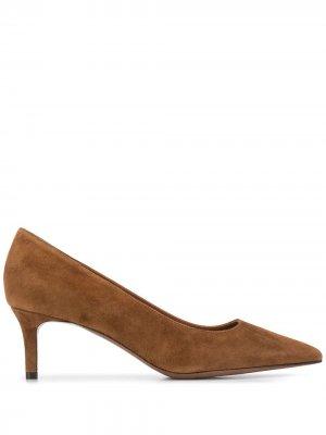 LAutre Chose туфли-лодочки с заостренным носком L'Autre. Цвет: коричневый