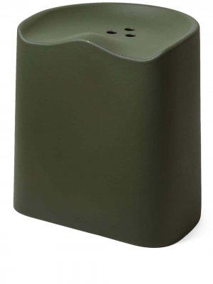 Табурет Butt Established & Sons. Цвет: зеленый
