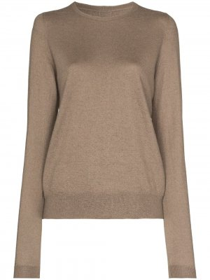 Кашемировый свитер Rick Owens. Цвет: нейтральные цвета