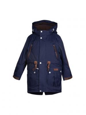 Куртка atPlay. Цвет: темно-синий