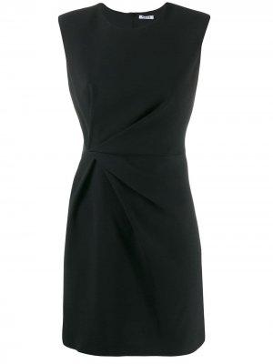 Коктейльное платье P.A.R.O.S.H.. Цвет: черный