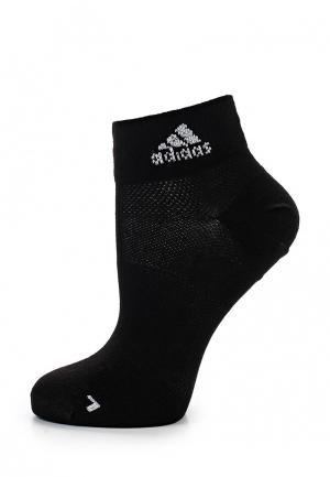Носки adidas. Цвет: черный