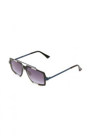 Очки солнцезащитные с линзами ITALIA INDEPENDENT. Цвет: 009 022 черный