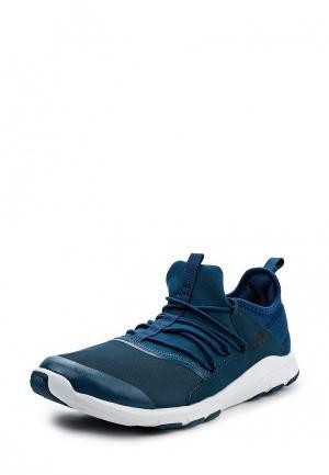 Кроссовки adidas. Цвет: синий