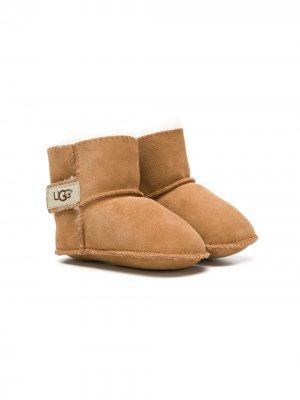Угги-пинетки UGG Kids. Цвет: коричневый