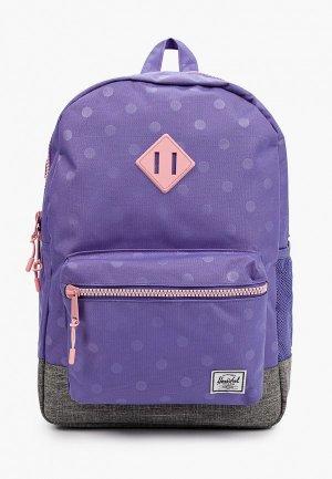Рюкзак Herschel Supply Co. Цвет: фиолетовый