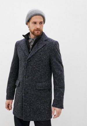 Пальто Daniel Hechter. Цвет: серый