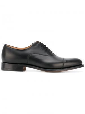 Churchs ботинки-оксфорды Church's. Цвет: черный