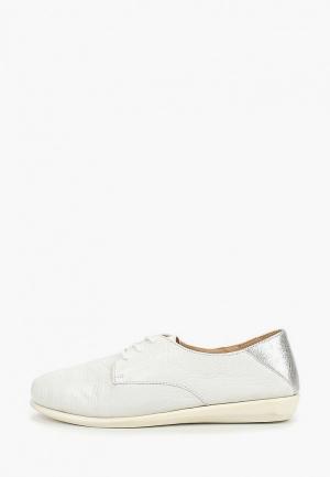Ботинки Caprice. Цвет: белый