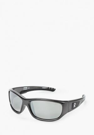 Очки солнцезащитные Reima. Цвет: серый