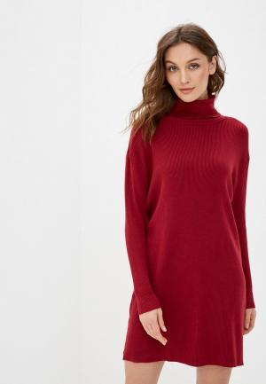Платье Tantra. Цвет: красный