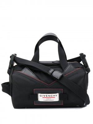 Сумка через плечо Downtown размера мини Givenchy. Цвет: черный
