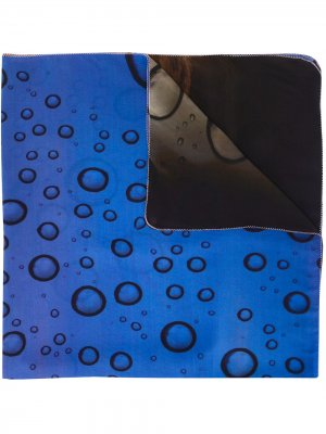 Юбка-саронг Lumio Drops из коллаборации с Mr Azara Tara Matthews. Цвет: синий