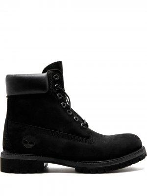 Непромокаемые ботинки Timberland. Цвет: черный