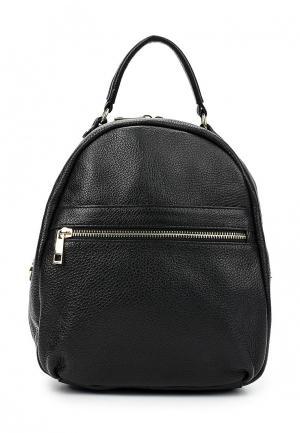 Рюкзак Giulia Massari. Цвет: черный