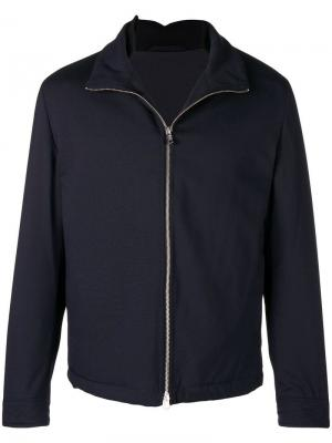 Zip lightweight jacket Tiger Of Sweden. Цвет: синий