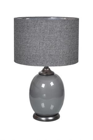 Лампа настольная UMA. Цвет: серый