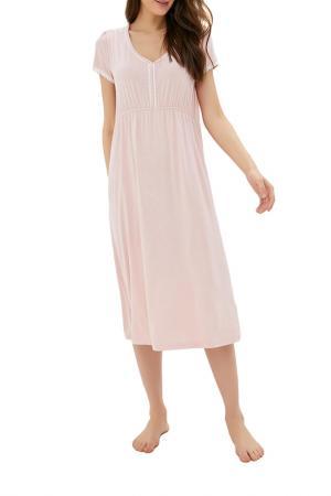 Сорочка Luisa Moretti. Цвет: pink