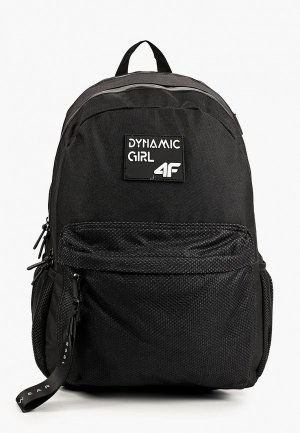 Рюкзак 4F. Цвет: черный