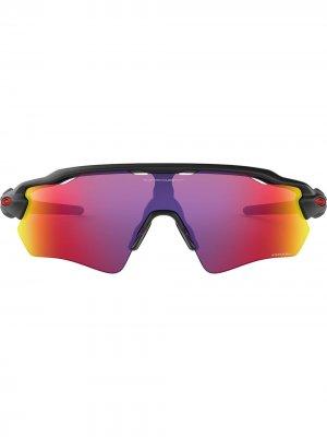 Солнцезащитные очки-авиаторы Radar Ev Path Oakley. Цвет: черный