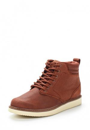 Ботинки DC Shoes. Цвет: коричневый