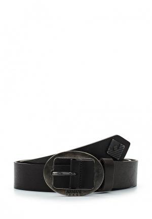 Ремень Armani Jeans. Цвет: коричневый