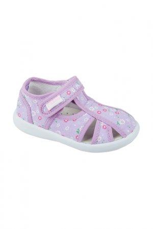 Текстильная обувь MURSU. Цвет: сиреневый