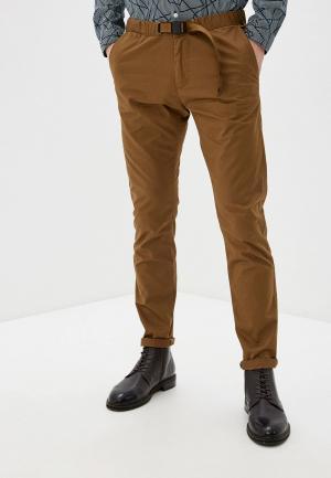 Чиносы Tom Tailor. Цвет: коричневый
