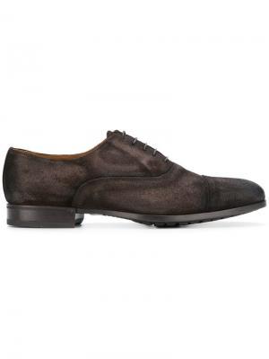 Derby shoes Doucal's. Цвет: коричневый