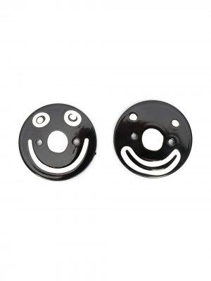 Набор аппликаций Smile 10 CORSO COMO. Цвет: черный
