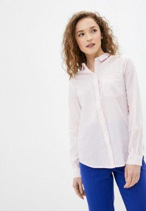 Рубашка Ichi. Цвет: розовый