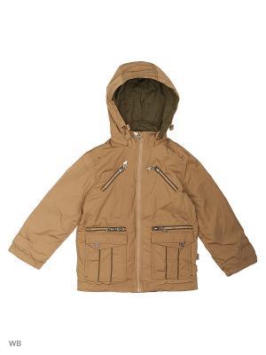 Куртки Arista. Цвет: темно-коричневый