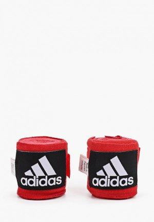 Комплект adidas Combat. Цвет: красный