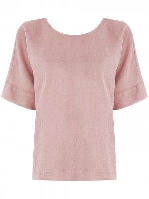 Блузка Carmen FLAVIA ARANHA. Цвет: фиолетовый