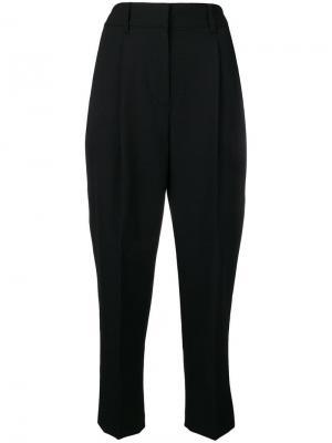 Tapered tailored trousers 3.1 Phillip Lim. Цвет: черный