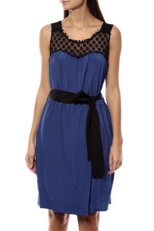 Платье 22MAGGIO. Цвет: синий