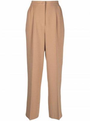 Зауженные брюки с завышенной талией 12 STOREEZ. Цвет: нейтральные цвета