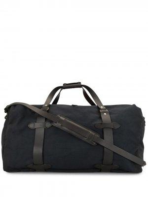 Дорожная сумка Filson. Цвет: синий