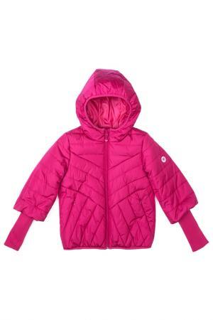 Куртка Scool S'cool. Цвет: розовый