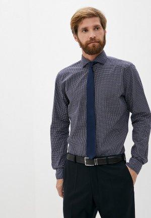 Рубашка Strellson. Цвет: синий
