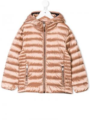Zipped padded jacket Ciesse Piumini Junior. Цвет: нейтральные цвета