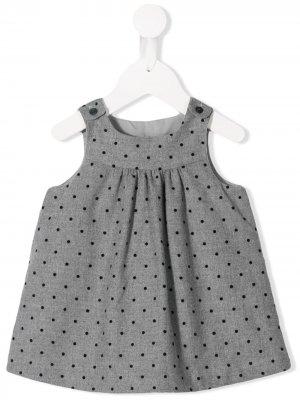 Платье-сарафан Loretta Knot. Цвет: серый