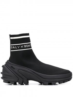 Кроссовки-носки 1017 ALYX 9SM. Цвет: черный