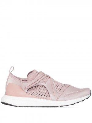 Кроссовки Ultraboost T adidas. Цвет: розовый