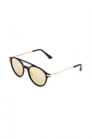 Очки солнцезащитные с линзами ITALIA INDEPENDENT. Цвет: 009 049 черный матовый