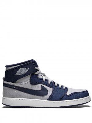 Кроссовки Og Rival Pack Jordan. Цвет: синий