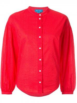 Рубашка Colt M.i.h Jeans. Цвет: красный